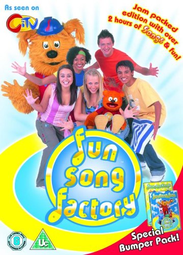 Fun Song Factory [DVD]