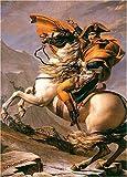 2000ピース ナポレオンのアルプス越え 19-019