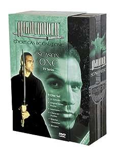 Highlander The Series - Season 1