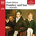 Dombey and Son Audiobook by Charles Dickens Narrated by David Timson