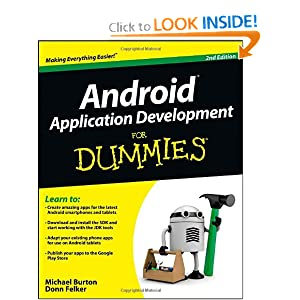 Android Application Development For Dummies Donn Felker
