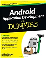 Android Application Development For Dummies, 2nd Edition Front Cover