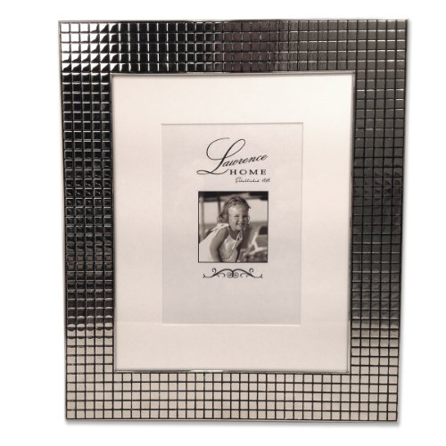 Lawrence Frames 710580 5 by 7-Inch Hollywood Silver Metal ...