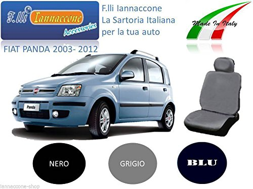 COPRISEDILE-COPRISEDILI-FODERE-FODERA-PER-AUTO-SU-MISURA-PER-FIAT-PANDA-2003-2004-2005-2006-2007-2008-2009-2010-2011-2012