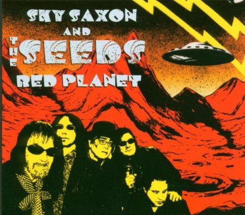 Red Planet by Sky Saxon (2004-10-18)