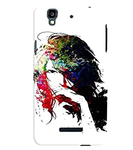 GADGET LOOKS PRINTED BACK COVER FOR Micromax YU Yureka MULTICOLOR