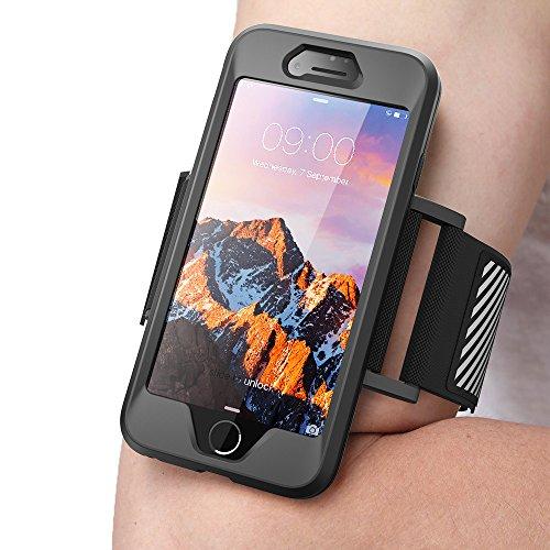 Fascia Braccio Allenamento iPhone 7 (2016), SUPCASE [ArmBand] Sport (fascia per il...