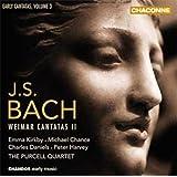 Bach: Les Cantates de jeunesse (Volume 3)