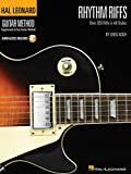 Hal Leonard Guitar Method Rhythm Riffs Gtr Book/Cd (Hal Leonard Guitar Method (Songbooks))