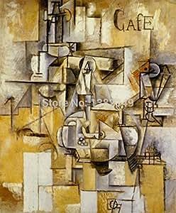 Amazon.com: cuadros decoracion Le pigeon aux petits wall art canvas