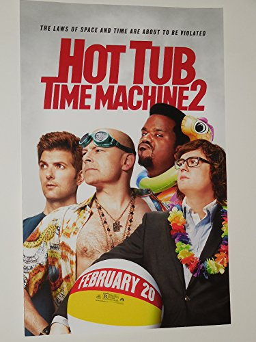 Hot Tub Time Machine 2 - 11x17 Inch Promo Movie Poster