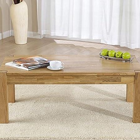 Verona Solid Oak Coffee Table