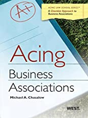 Chasalow's Acing Business Associations (Acing Series)