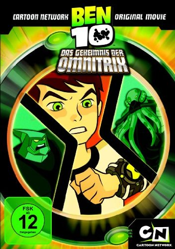 Ben 10: Secret of the Omnitrix (TV)