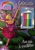 echange, troc Mattel - Magie de l'arc-en-ciel : Coloriage avec gels à paillettes