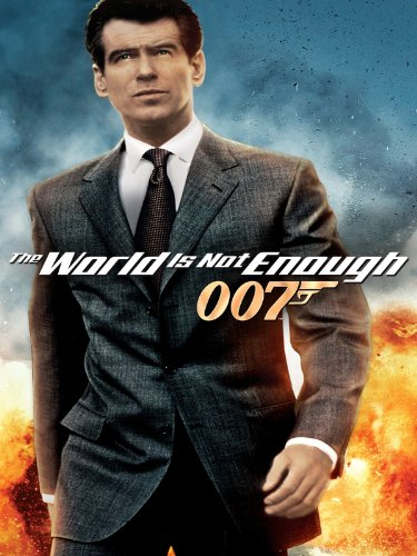 Amazon.com: The World Is Not Enough: Pierce Brosnan (James