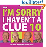 I'm Sorry I Haven't A Clue: Volume 10