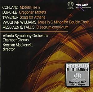 Atlanta Symphony Orchestra Chamber Chorus (Hybr)