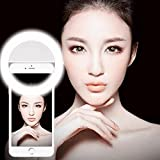 Ulife-JOY Selfie Light Ring Fill LED Lights Camera Photography for iPhone 6/6s,iphone 6 plus/6s Plus iPad, Samsung Galaxy S7/S7 Edge, Galaxy Note 5, Blackberry All the Smart Phones