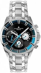 Jacques Lemans Men's 1-1652J Liverpool Sport Analog Chronograph Watch