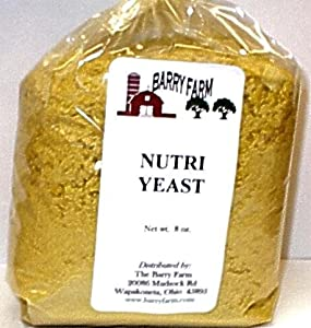 Nutritional Yeast, 8 oz.