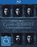 Platz 5: Game of Thrones - Staffel 6 [Blu-ray]