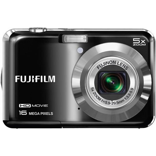 Cheapest Price! Fujifilm FinePix AX655 - 16 Megapixel Digital Camera with 5x Optical Zoom, HD 720p V...