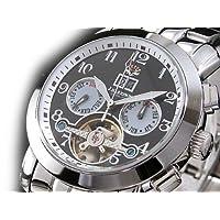 J.HARRISON ジョンハリソン マルチファンクション腕時計JH-008BW