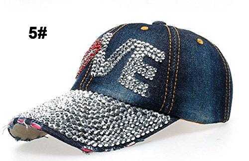 high-quality-hat-cap-fashion-leisure-woman-cap-love-lips-rhinestones-vintage-jean-cotton-caps-baseba