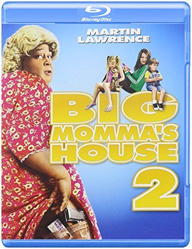 Big Momma's House 2 Blu-ray