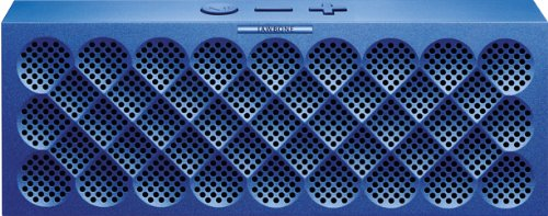 Mini Jambox By Jawbone Wireless Bluetooth Speaker - Blue Diamond - Retail Packaging