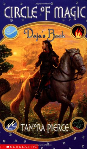Cover of Daja's Book (Circle of Magic, No.3)