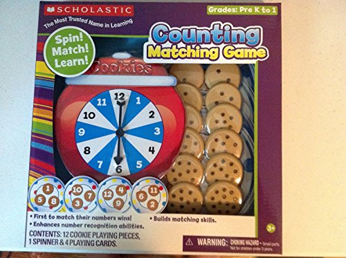 Counting Matching Game - 1