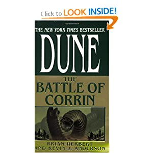 Legends of Dune Trilogy [Box Set] - (The Butlerian Jihad The Machine Crusade The Battle of Corrin) by