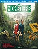 Monsters [Blu-ray] [2010] [US Import]