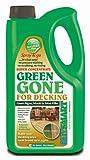 Buysmart Products 2.5L Green Gone Decking Super Concentrate Algae Mould/ Moss Killer
