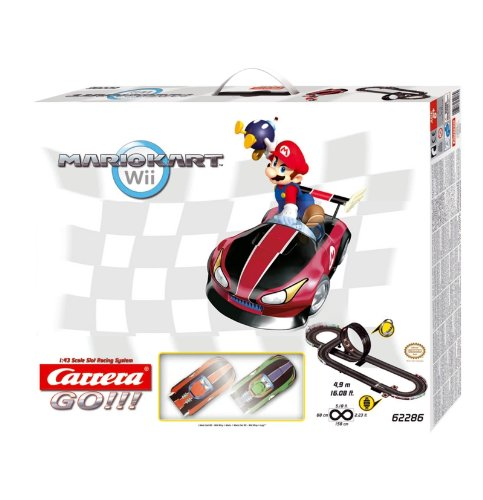 Carrera Mario Kart Wii Race Set