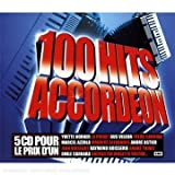 100 Hits accord�on (Coffret 5 CD)par Compilation