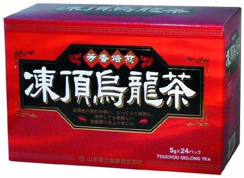 山本 凍頂烏龍茶 5g×24包