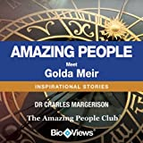 img - for Meet Golda Meir: Inspirational Stories book / textbook / text book