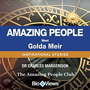 Meet Golda Meir: Inspirational Stories | [Charles Margerison]