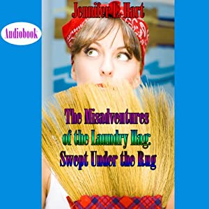 The Misadventures of the Laundry Hag Audiobook