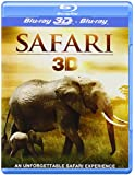 Safari 3D (Blu-ray 3D + Blu-Ray)