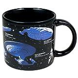Starships of Star Trek Mug - Celebrate 50 Years of Space Exploration