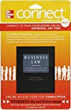 img - for Connect Plus Business Law 2 Semester Access Card for Business Law book / textbook / text book