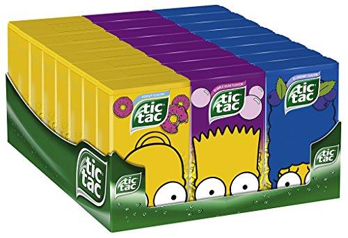 tic-tac-simpsons-edition-boite-assortiment-donut-bubble-gum-blueberry-49g-lot-de-24
