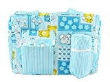 #8: Ole Baby Big Multi utility Little Hearts diaper bag