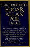 Complete Edgar Allan Poe Tales (0517336340) by Rh Value Publishing