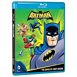 Batman Brave & The Bold: The Complete First Season (BD) [Blu-ray]