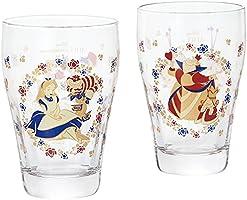 ディズニー アリスインワンダーランド グラス ペア ギフト セット S6159